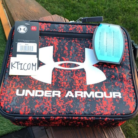 NWT Under Armour Lunch Box cooler- Digital City e41a0f8a889e2
